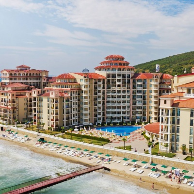 EXTRA CHARGES for  Beach Facilities for the tourists accommodated in the hotels of  Elenite Resort in Summer 2019